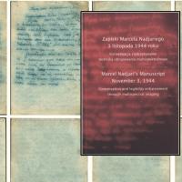 Marcel Nadjari's Manuscript November 3, 1944